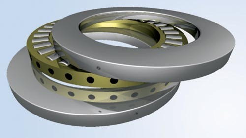ISO 7002 ADF Angular contact ball bearings